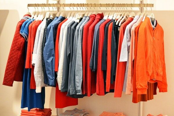 Att sälja kläder